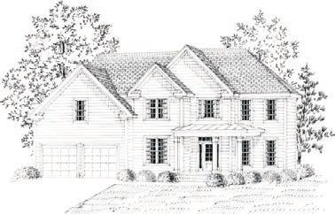 The Matthews Lots 11 & 19 AVAILABLE The Matthews presents an inviting two-story foyer with