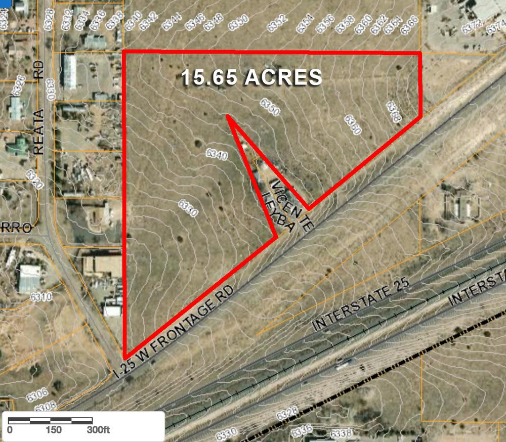 LAND FOR SALE - R1 DEVELOPMENT OPPORTUNITY SALE PRICE: $500,000 PRICE PER ACRE: $31,949 LOT SIZE: 15.