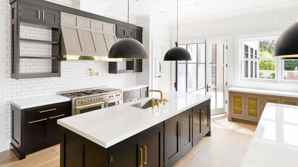 Cabinetry, high-end European