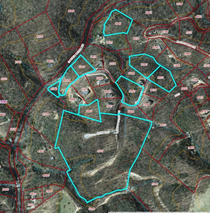 REMAINING 30 ACRES / 24 LOTS 00 FALCON CREST DRIVE, FAIRVIEW, NC OFFERING SUMMARY Sale Price: $524,900 Price / Acre: $17,497 Lot Size: 30.