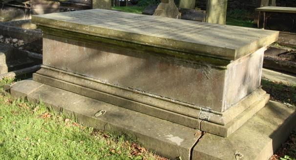 POSITION See Plan D20 Table tomb Fairly good SACRED TO THE MEMORY OF HARRIOT CARTER OBIIT 4TH DECEMBER 1835 AETATIS 64 ALSO OF MARY WINFIELD LAMBERT HER NIECE LATE OF BOARBANK HOUSE IN THIS PARISH