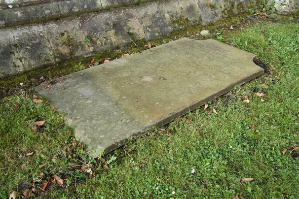 POSITION See Plan D7 Flat stone Fairly good IN MEMORY OF AGNES The Wife of JOHN RELPH, who