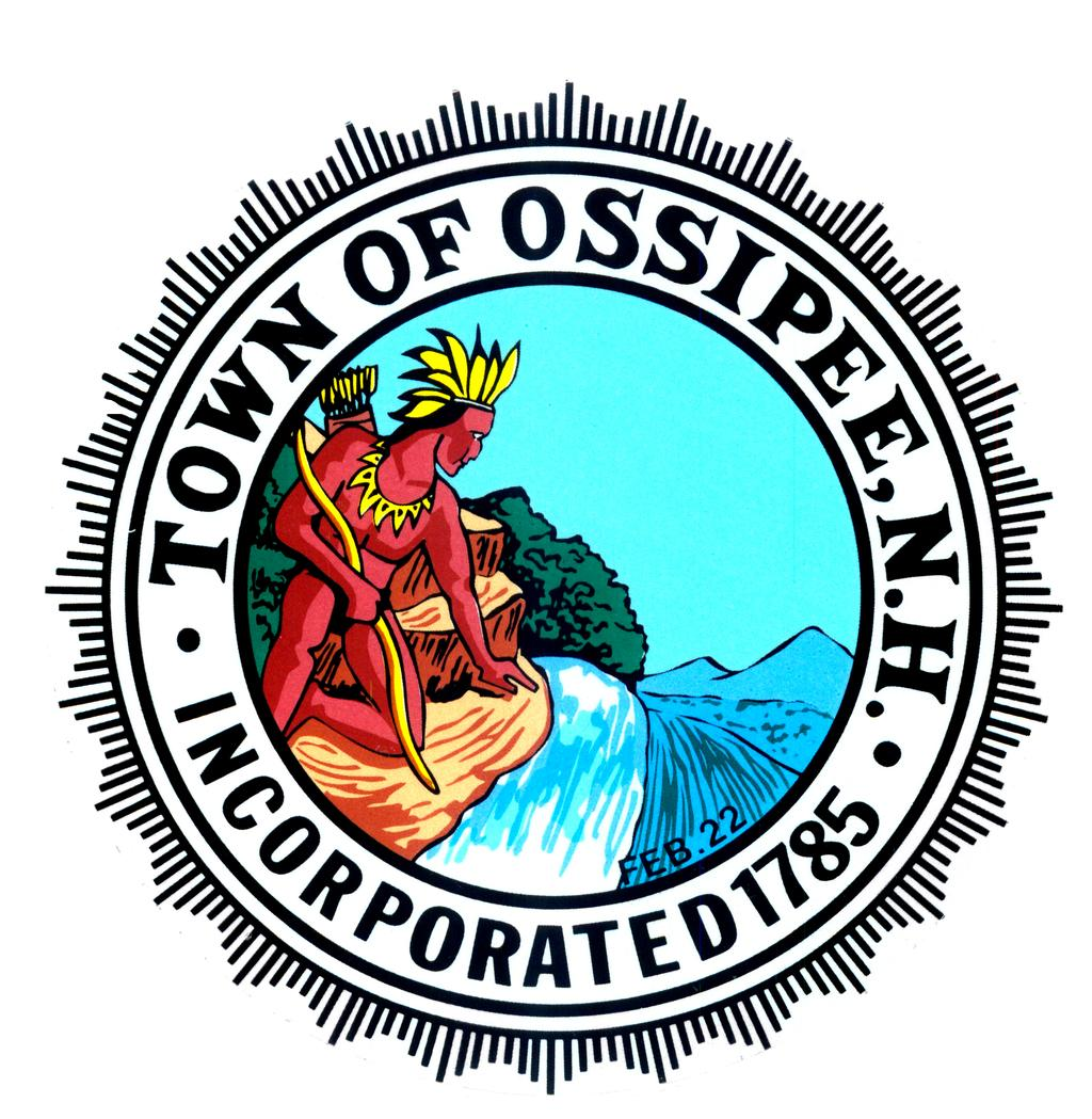 TOWN OF OSSIPEE ZONING BOARD OF ADJUSTMENT REQUEST FOR VARIANCE Dear Applicant: You are seeking to apply for a Variance to the Town of Ossipee Zoning Ordinance.