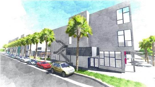 of the Arts/ 1430 Blvd of the Arts/ 550 Central Avenue 39 Residential apartments 30,000 sq. ft.