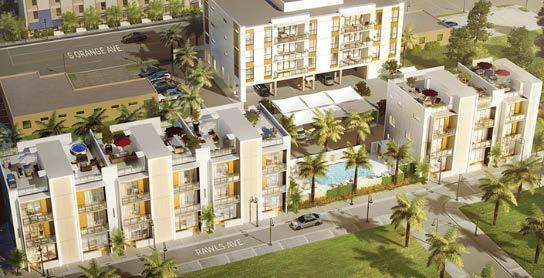 Pineapple 17 Residential Units MK Equity Corp. $11,000,000 Under Construction 2,632 Sq. Ft.