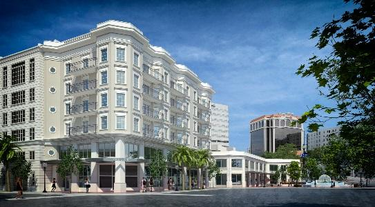1500 State Street Proposed for 4699 office and 3708 sq. ft. retail & 20 residential units. State Street Partners SRQ LTD $4.