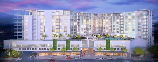 Image unavailable DeMarcay 33 S. Palm 39 residential units plus 2400 sq. ft. of retail XAC Developers $23,744,000 Permit issued.