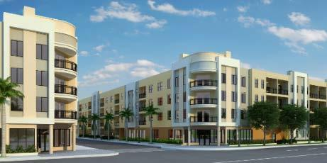 Phase III $1,138,000 for 6 units Under Construction. Phase III permit pending Cityside Blvd. of the Arts between Cocoanut St. & Florida Ave.