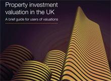 Property Investment Valuation in the UK (2010) A GUIDE for users of Valuations Not a