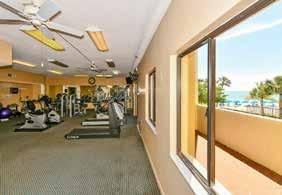 5 miles to Downtown Sarasota RESIDENCE FEATURES 5th floor with balcony Gulf views 918 sq. ft. A/C 1,084 sq.