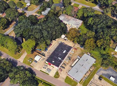89± acres Zoning: CCG-2 Clear Height: 12 8 Doors: Building