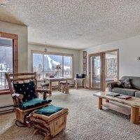 to unit -- Private balcony with sweeping views of the