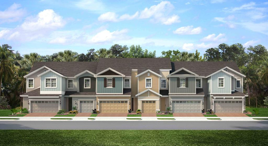 HOA Goldenrod Reserve townhomes HOMEOWNERS ASSOCIATION MODEL ESTIMATED HOA DUES (Annualy) HOA DUES (Monthly) TOWNHOMES $2,009 $167 AMENITIES GATED ENTRANCE TOT LOT DOG PARK PRIVATE EXCLUSIVE