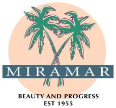 City of Miramar Building Division Community & Economic Development Department 2200 Civic Center Place Miramar, Florida 33025 Tel: 954.602.3200 Fax: 954.602.3635 www.miramarfl.