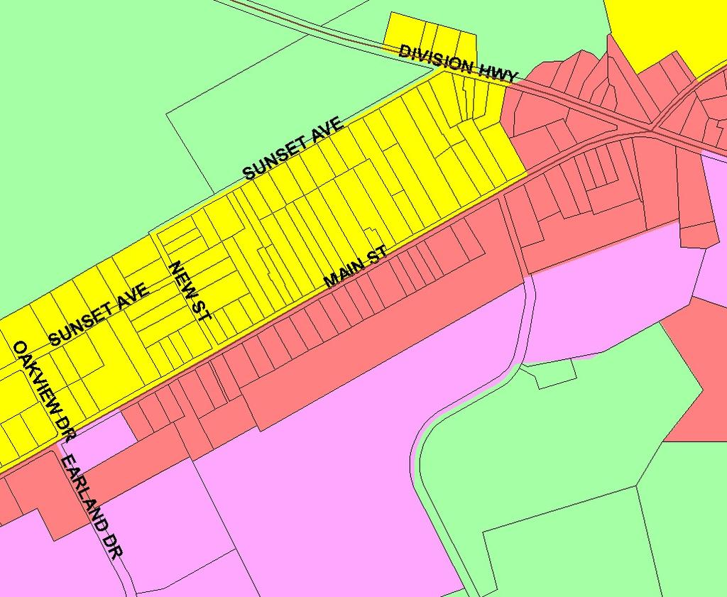 Zoning Map SITE