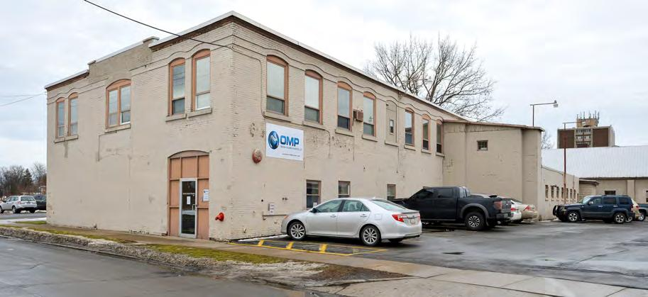 At the close of escrow, Oneida Molded Plastics will sign a 15- year, absolute-net lease with zero landlord responsibilities. The lease will feature 1.