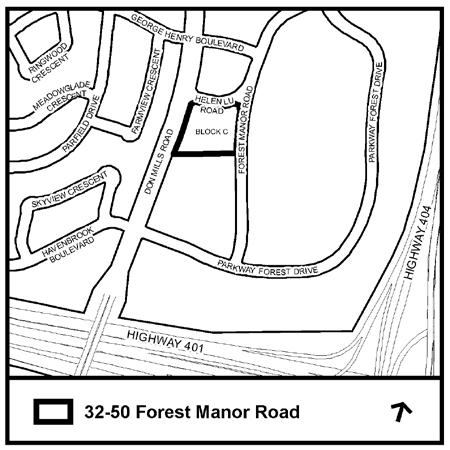 STAFF REPORT ACTION REQUIRED 32-50 Forest Manor Road - Official Plan and Zoning Amendment Application - Preliminary Report Date: December 15, 2016 To: From: Wards: Reference Number: North York