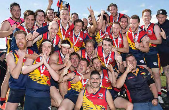WRFL Annual Report 2017 19 DIVISION 2 PREMIERS
