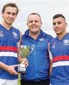 6 2017 WRFL Annual Report SENIOR FOOTBALL OPERATIONS REPORT ADAM SPARROW It is amazing to think how quickly another football season has come and gone.