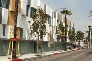 "MODAA Washington Boulevard 8609 Culver City California 90232 http://wwwmodaagallerycom/ The Museum of Design Art + ure in Culver City is a three storey mixed-use building that seeks ""to publicly"