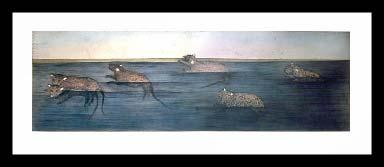 Heatherman. Kiki Smith (b. 1954) Carriers.
