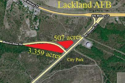 PHYSICAL ADDRESS: 5070 Old Pearsall Road San Antonio, Tx 78242 SITE: 3.359 AC (146,318 SF+/-) and.