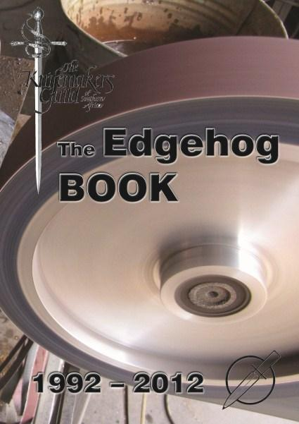 Show. 3 Dec 2013 Carel collects the first Edgehog Book, moments after we collected them from the