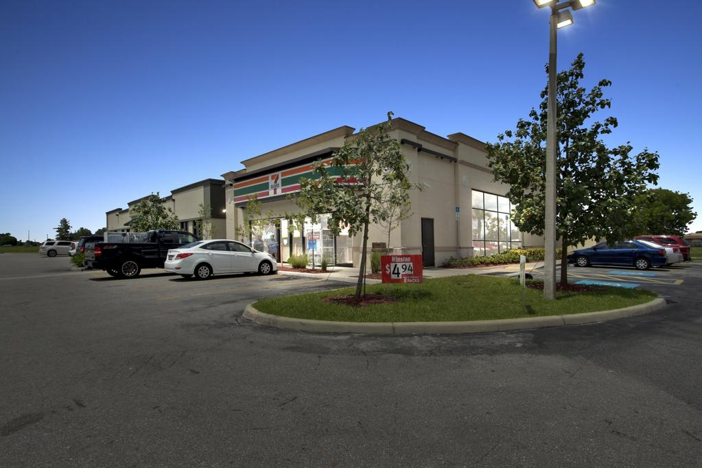 Property Details PROPERTY NAME: PROPERTY ADDRESS: PROPERTY TYPE: Skyline 7-Eleven C-Store 1606 Skyline Boulevard Cape Coral, FL 33991 Retail - Convenience Store APN: 10077576 PRICE / SF: $646 GROSS
