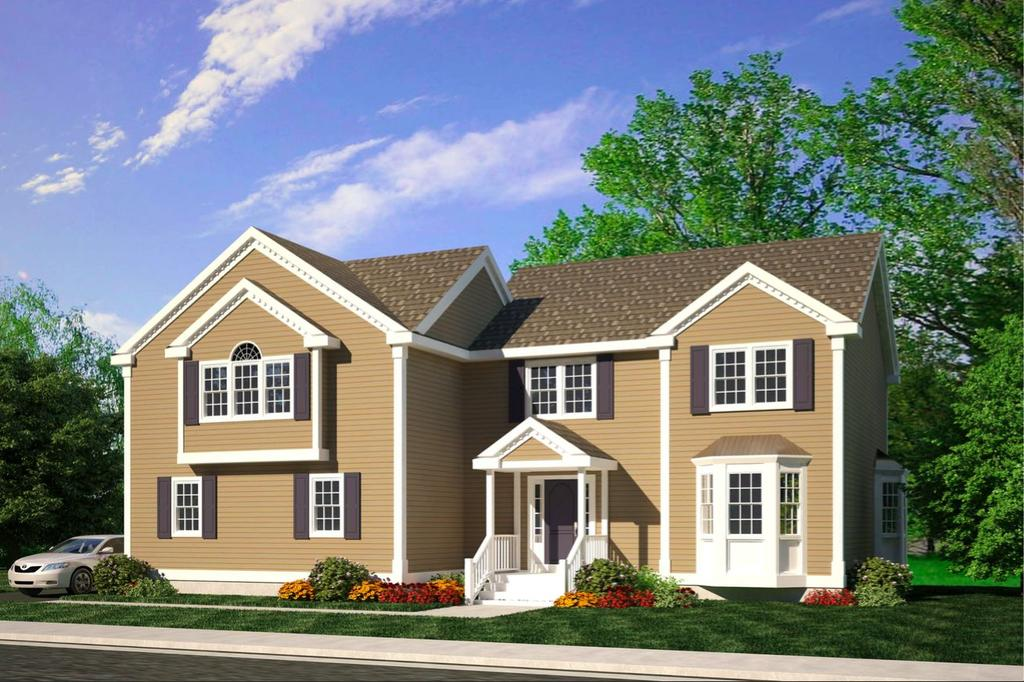 FICO Realty Group Presents 485 Washington Street Woburn MA 01801 TO BE BUILT! 485 Washington St. Woburn MA 01801 is a beautiful 8 Room, 4 Bedroom, 2 1/2 Bath, Colonial.