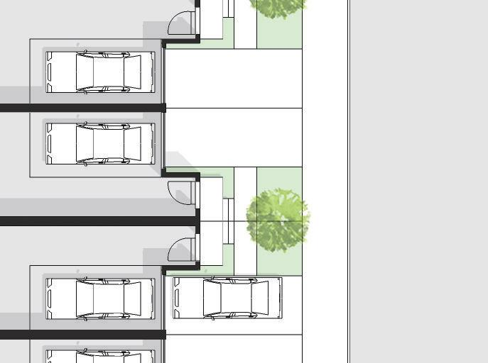 Checklist of Principles 2 Appendix1,Page9 Blank facades on the visible end unit elevation are unacceptable.