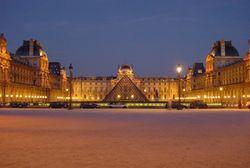 "The first royal ""Castle of the Louvre"""