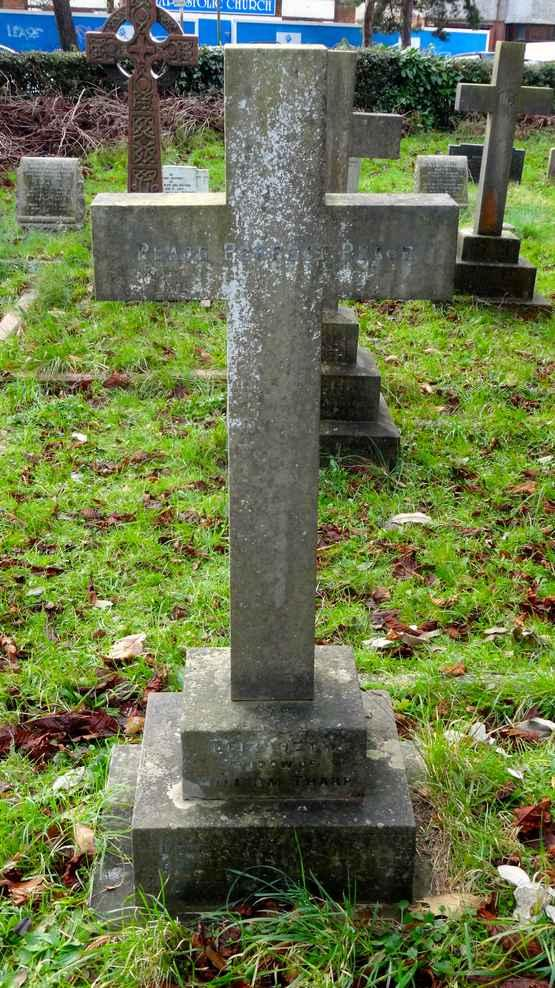 THARME DIED 21 ST AUGUST 1939 AGED 83 SAMUEL