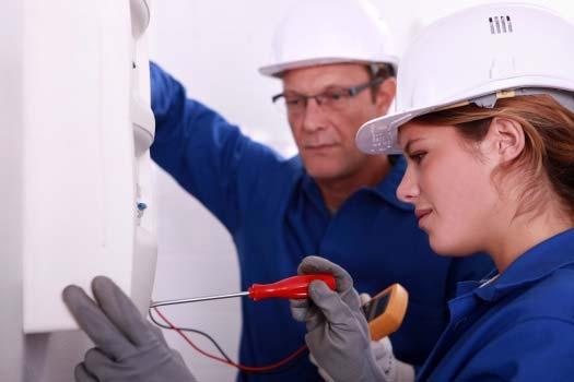 Post Work Inspections We will post-inspect at least 15% of day-today