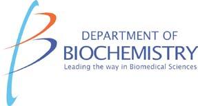 BIOCHEMISTRY BUZZ In This Issue Congratulations Staff!