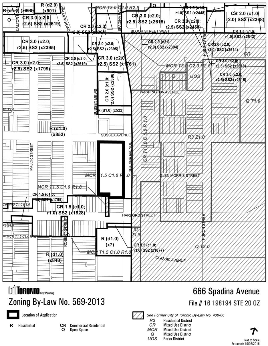 Attachment 3: Zoning Staff report for