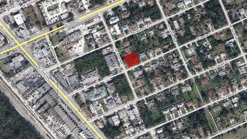 Located between residential and commercial zone, easily accessible from Dixie Highway/ A1A and SE Federal Highway. Minutes away from major retailers, parks and beaches. ACREAGE 0.