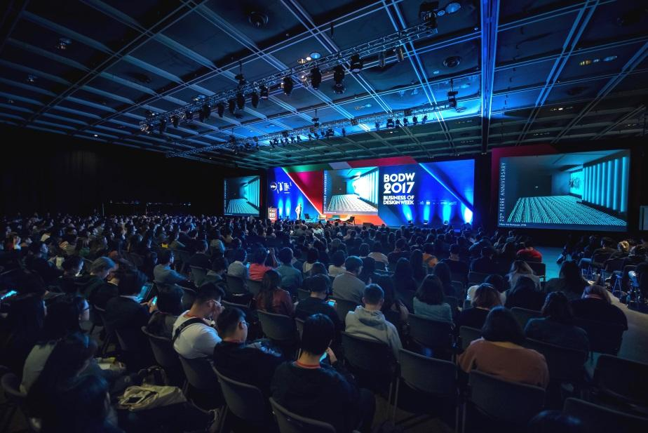 Photo Captions Photo 1: BODW 2017 welcomed more than 70 creative minds across industry