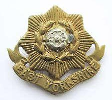He became Private 31570 Wigglesworth of the East Yorkshire Regiment, and served with the 7 th