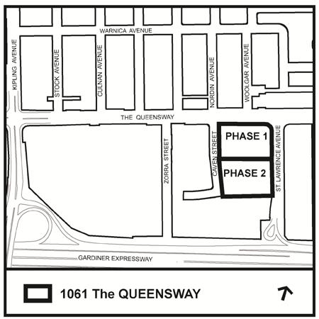 STAFF REPORT ACTION REQUIRED 1061 The Queensway - Official Plan and Zoning By-law Amendment Applications - Preliminary Report Date: January 28, 2015 To: From: Wards: Reference Number: Etobicoke York