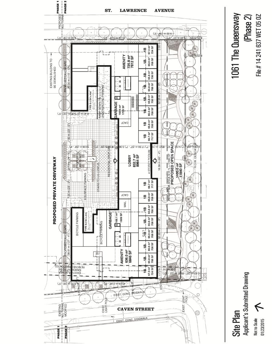 Attachment 1b: Site Plan Phase 2 Staff report for