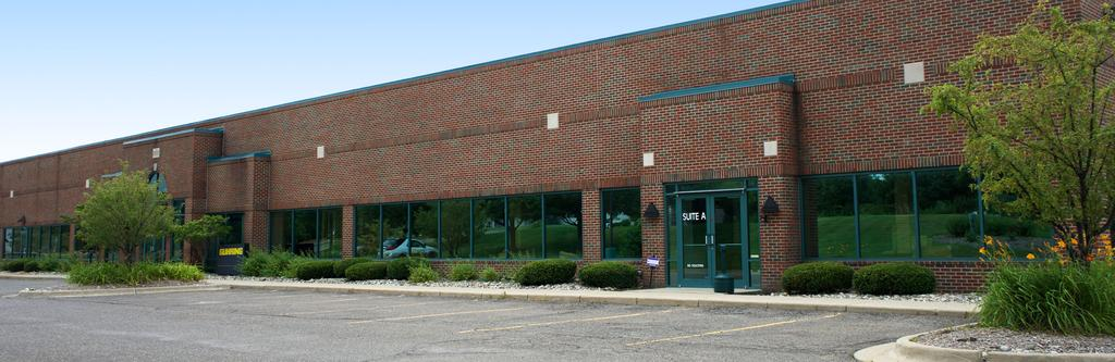 7,368, 13,338 OR 20,706 AVAILABLE SF WITH TRUCKWELL! FOR LEASE (POSSIBLE SALE) 29550 WILLIAM K SMITH DRIVE, LYON TWP.