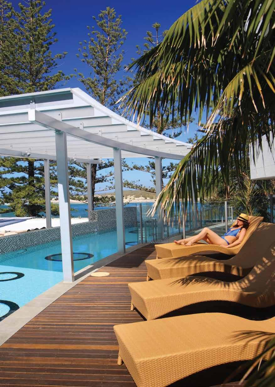 ACCOM CALOUNDRA. Accom Caloundra is the largest Real Estate based holiday accommodation business in Caloundra and the surrounding area.