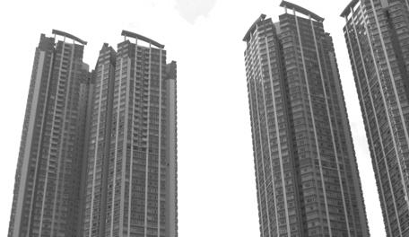Fig. 1: Super-highrise residential developments in the Kowloon Station development One of the major objections to flexible designs is that flexibility entails complex construction and hence higher