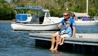 And for that famous Gladstone outdoors, you are only minutes from enjoying the best fishing and boating spots in the region.