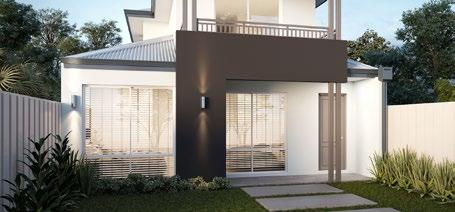 Family friendly, the kitchen, with huge walk-in pantry and convenient laundry access, overlooks the open plan living and dining area with direct LIVING / DINING 030 x 4030 LIVING / DINING 030 x 4030