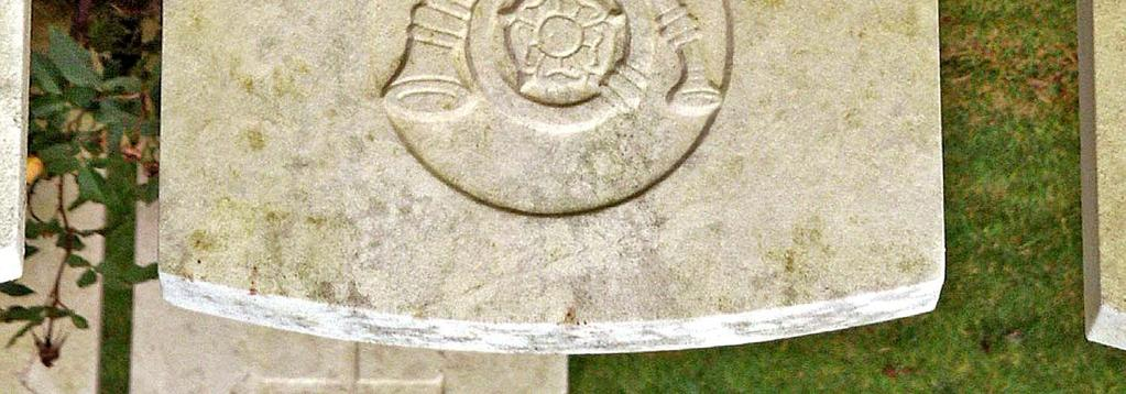Pte. Horace WALLER VC. (1896 1917). 10 Battalion King s Own Yorkshire Light Infantry.