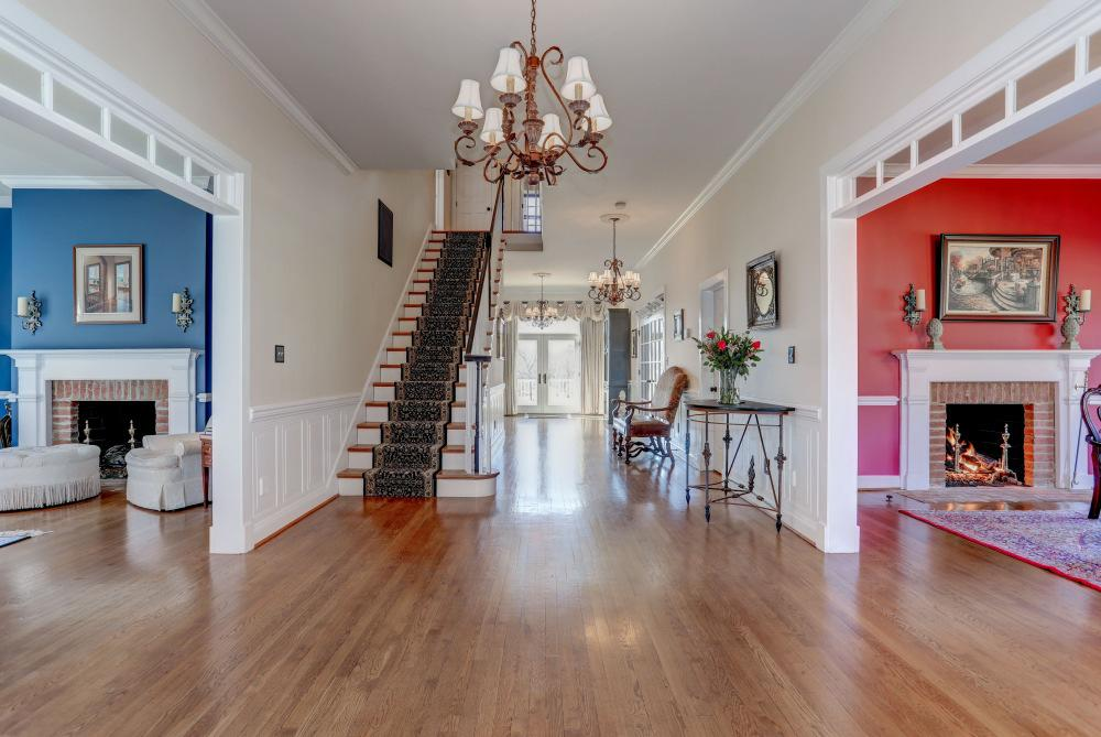 From the gorgeous hardwood floors, crown molding, high ceilings, and unique architectural elements, no detail has been compromised.