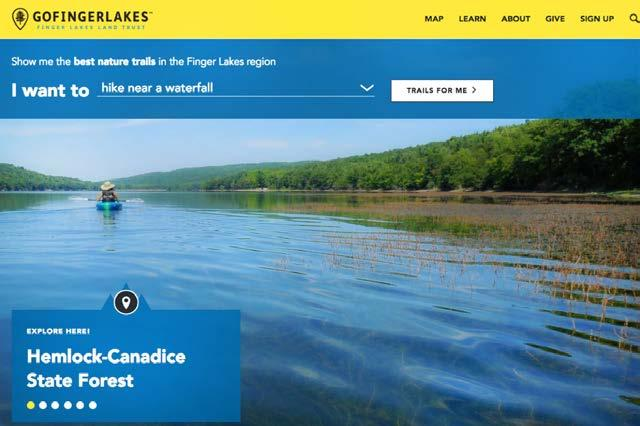 org/top10 Nicole McPherson Go Finger Lakes: Your free guide to the best hikes, bikes, and outdoor adventures Gofingerlakes.