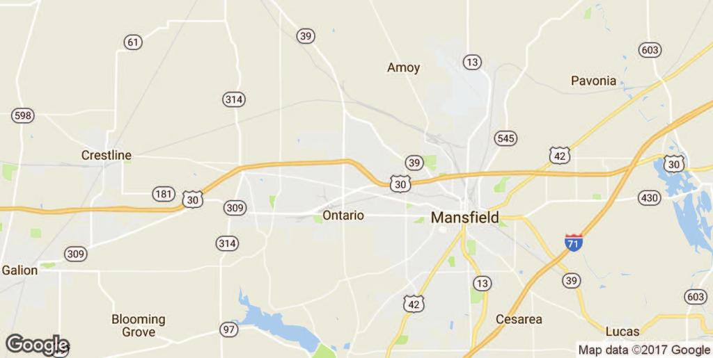 MANSFIELD, OH 44906