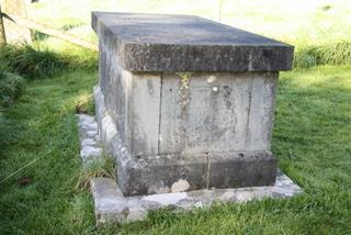 POSITION See Plan L22 Table Tomb Good IN REMEMBRANCE OF GEORGE SMITH OF CARTMEL WHO DIED ON 28TH JAN 1864 AGED 62 YEARS ALSO MARGARET HIS WIFE WHO